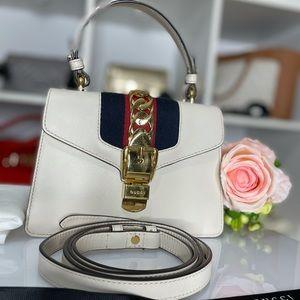 Authentic GUCCI Sylvie mini bag